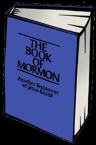 Book of Mormon Pic
