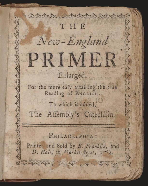 The New England Primer